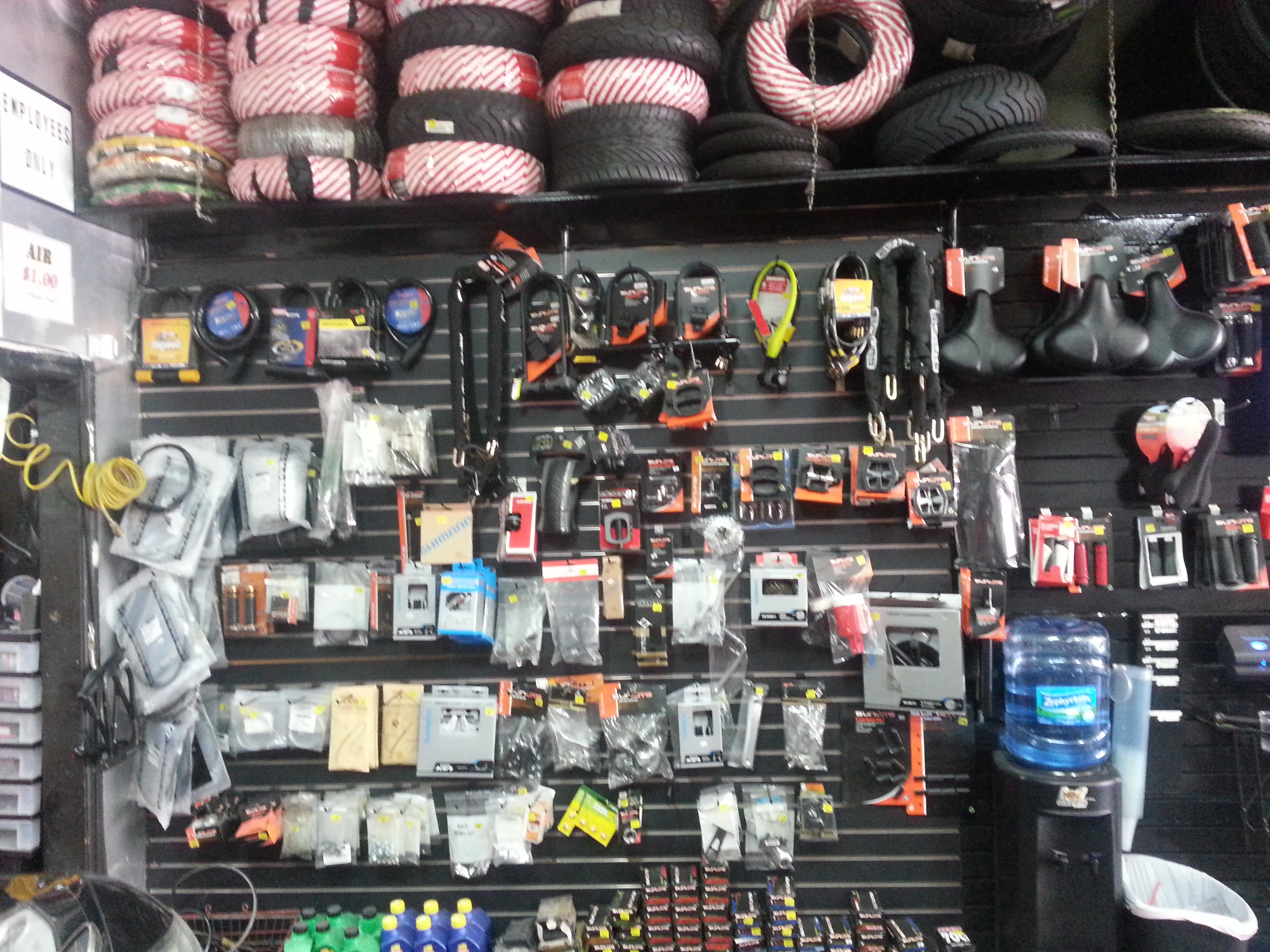Bike Parts Store bicycle shop miami beach