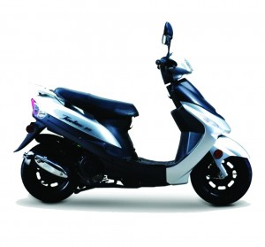 1 passenger scooter rental