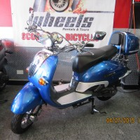 classic 150 scooter on sale