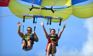 parasailing miami beach