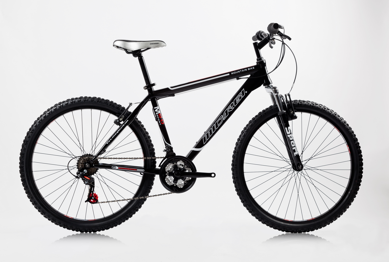 Macargi Mountain Bicycles