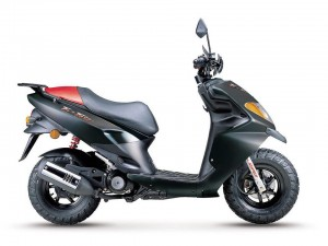 daelim scooter rental