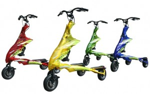 Electric Trikke Rentals Miami Beach