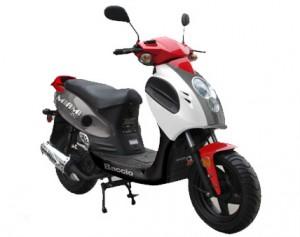 baccio scooters in miami