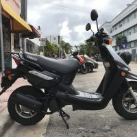 yamaha zuma scooter miami beach