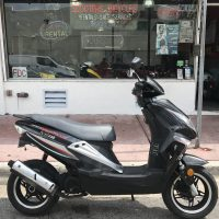 USED 2STROKE SCOOTERS