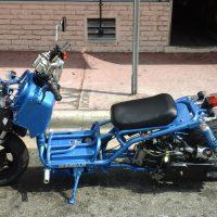 rockus clone scooter