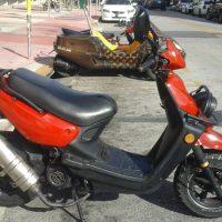rockus clone 150cc for sale