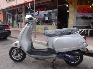 vespa clone scooter for sale