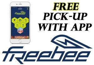freebee app ride