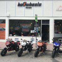 ninja scooters