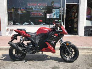 ninja style scooter