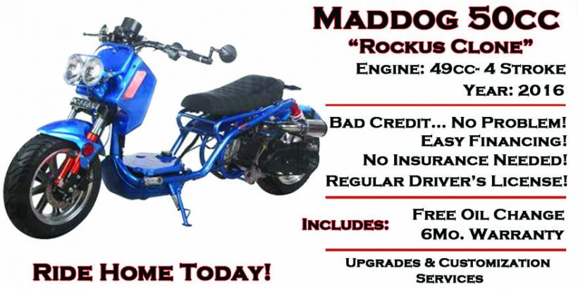 maddog for sale
