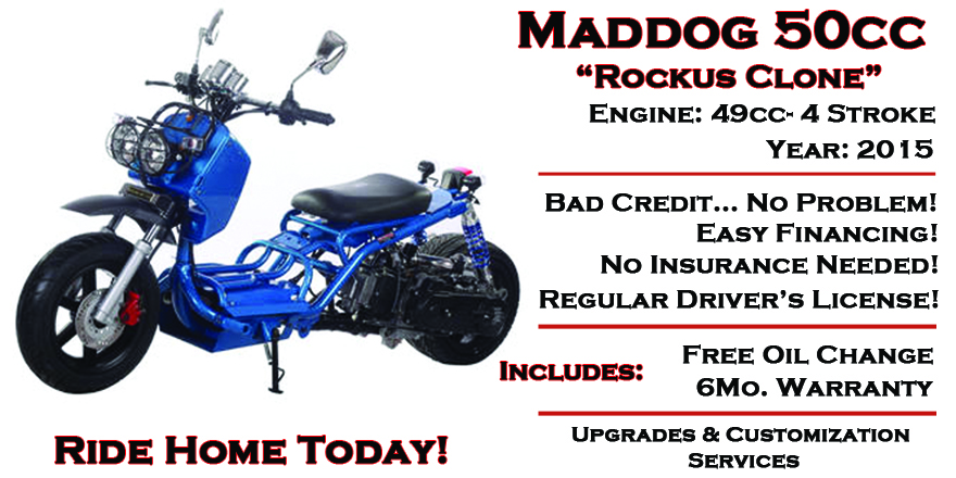 maddog scooter for sale