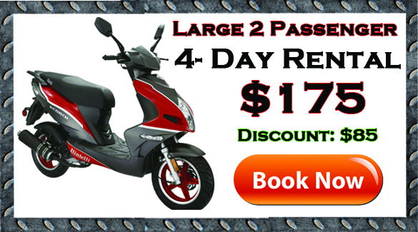 Featured Post-Premium 4 Days Scooter