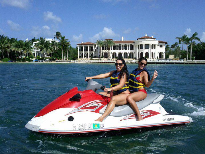 Jetski Tours Miami Beach